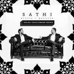 Ritviz & Nucleya - Sathi (Shlok Chiplunkar Remix)   #BAARAT