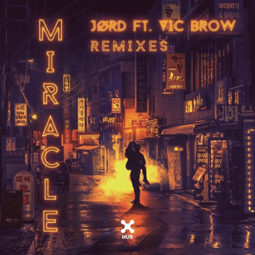 Miracle (Deep Lions Remix) [feat. Vic Brow]