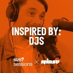size? sessions Podcast - Inspired by: DJs feat. Redlight, Shadow Child & Emerald (hosted by Jyoty)