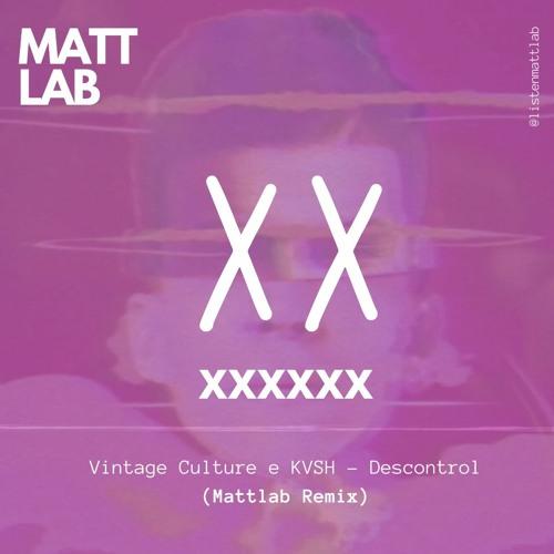 Descontrol (Mattlab Remix) - Vintage Culture & KVSH