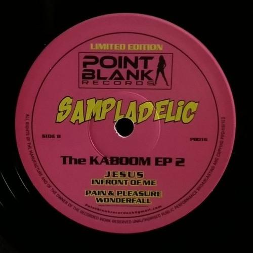 The KABOOM EP 2 (Vinyl)