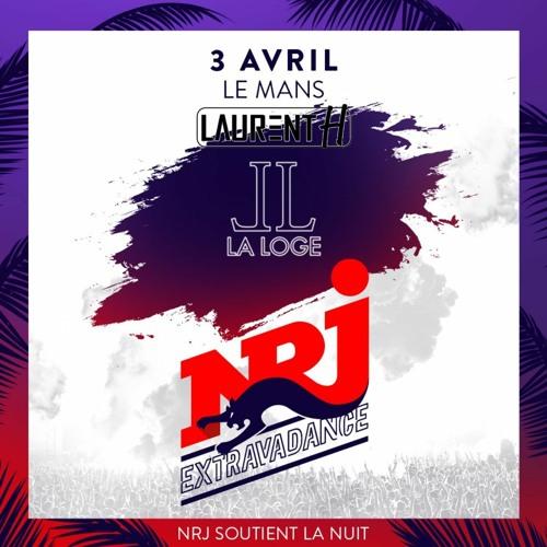 Laurent H. (La Loge au Mans) Mix sur NRJ, dans EXTRAVADANCE 03.04.2021 23h 00h