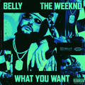 Belly What You Want (Ft. The Weeknd) Artwork