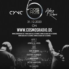Dirk - Guest Mix - NYE Special (31st December 2020) on Cosmosradio.de