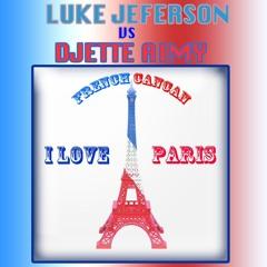 I Love Paris (French Cancan) (Fred De F Remix)