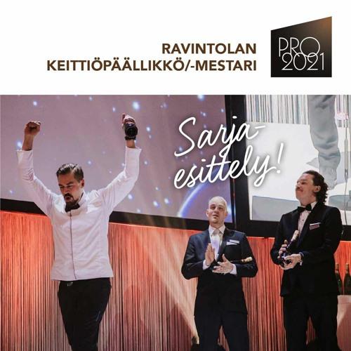 Pro 2021 Ravintolan Keittiöpäällikkö / -mestari