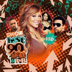 🔊 90s Hip-Hop and R&B #6 ⋮⋮ Best of Old School