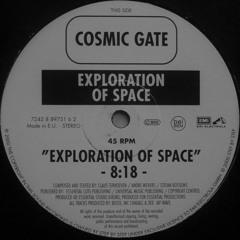 Cosmic Gate - Exploration Of Space (Kazbiel Reincarnation Mix)