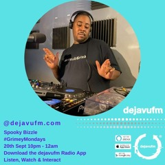 Deja Vu FM 20/9/21