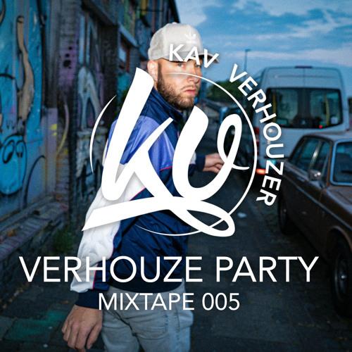 VERHOUZE PARTY MIXTAPE 005 (recorded live) [YouTube video of live set in description]