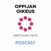 Podcast: Ohjaus ammatillisen opettajan työssä