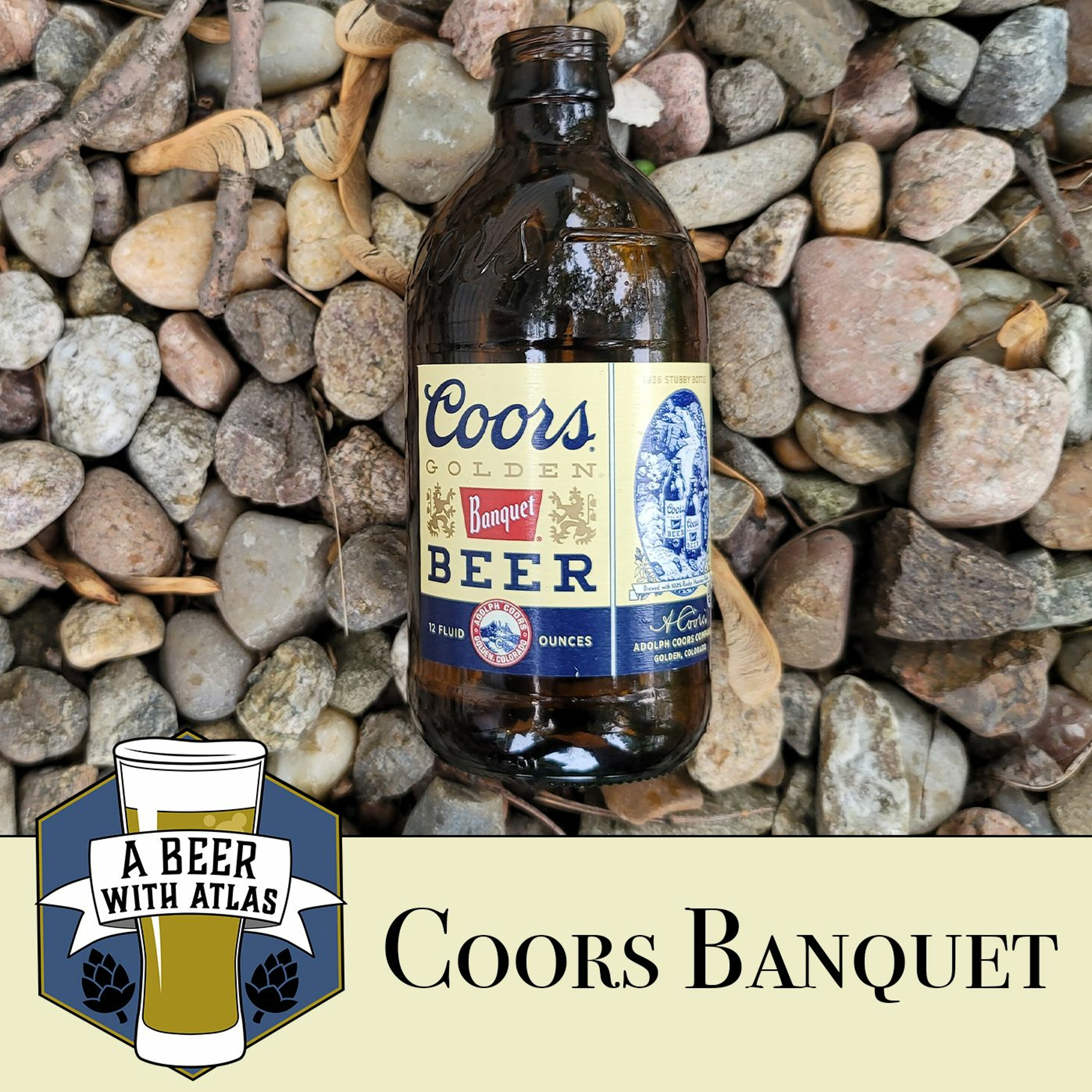 Coors Banquet | Mainstream May - A Beer with Atlas 143 - a travel nursing podcast