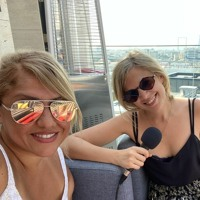 """Rencontre avec Laura Pouliquen du podcast """"Histoires de Dubai"""""""