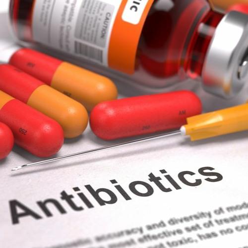 CED and ERO: minimise the resistance to antibiotics