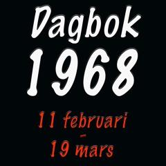 DAGBOK 1968 - 2