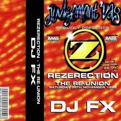 DJ FX - Judgement Day - Rezerection The Re-Union
