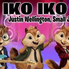 Justin Wellington, Small Jam - Iko Iko (Chipmunks Version)