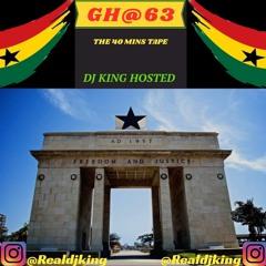 Dj King Ghana@63 Mix