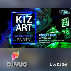 2020-02-05 Wednesday KizArt @ KDP Kizomba Dance Places