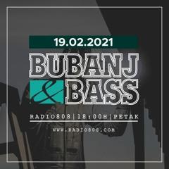 Bubanj&Bass S1E20 19-02-2021 www.Radio808.com #liquidmixtape