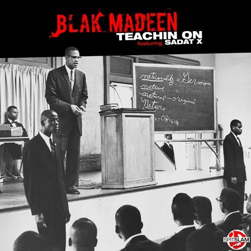 Teachin On Feat Sadat X