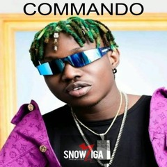 "Afrobeat instrumental 2021 ""commando"" (zlatan x Naira marley Type beat) Dancehall Type Beat 2021"