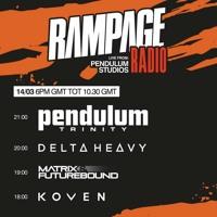 Pendulum Trinity - Live on Rampage Radio March 14th 2020 (HQ)