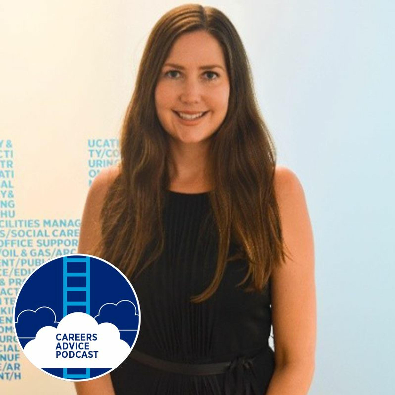 39: How to build your career plan – Eliza Kirkby, Hays Australia