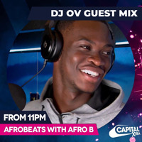 #AfrobeatsWithAfroB • Afrobeats Mix (2020) || @deejayovuk @AfroB_