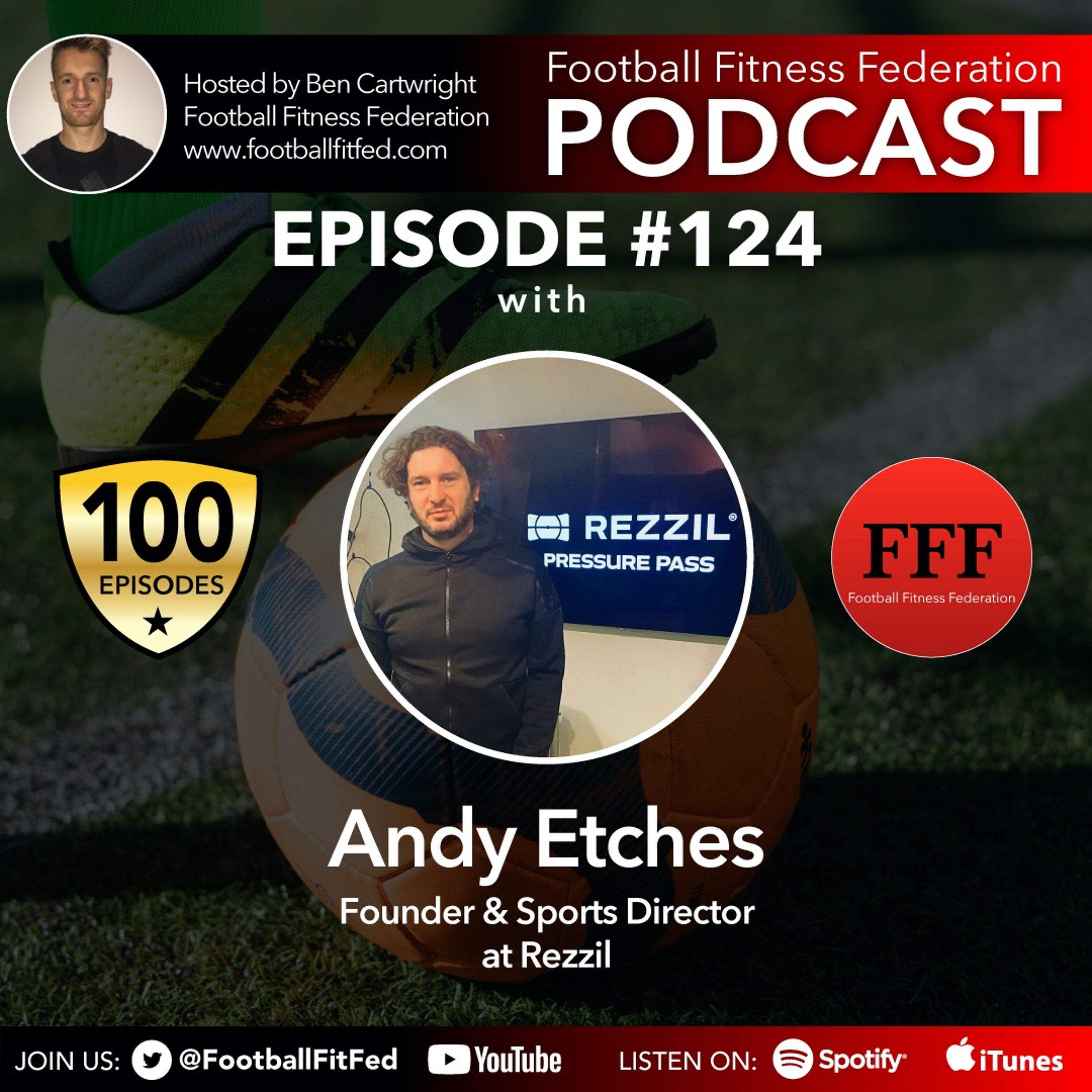 """#124 """"Cognitive Development"""" With Andy Etches"""