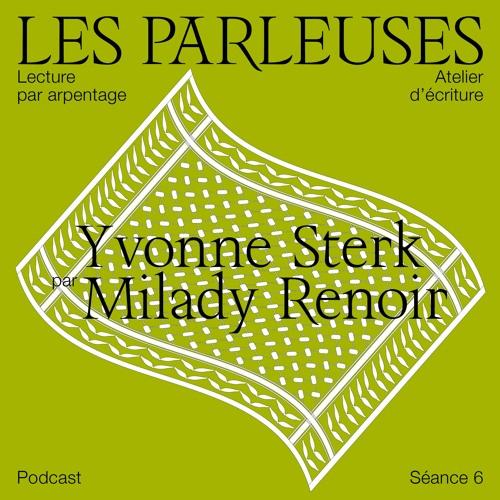 Yvonne Sterk (1920 - 2012) par Milady Renoir, Séance 6