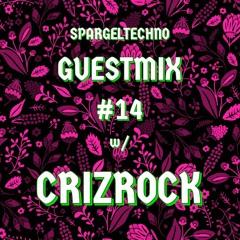 Spargeltechno Guestmix #14 w/ CRIZRØCK