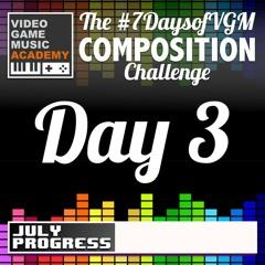 VGM Challenge - Day 3 - Press Start (Mega Man Zero)