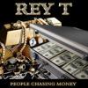 People Chasing Money