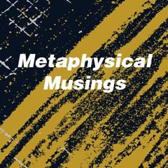 Metaphysical Musings - Lylu's Library