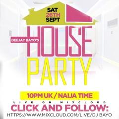 Da House Party Mixx Vol9