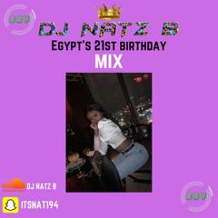 Egypt Party Birthday Live mix. Natz B deya in Spirit/Party in your yard 2020.