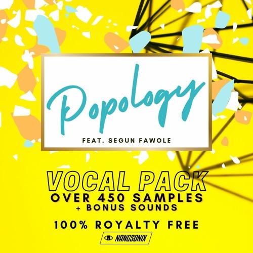 Nangsonix Popology Vocal pack Ft Segun Fawole - Amin:CMaj 88bpm Demo