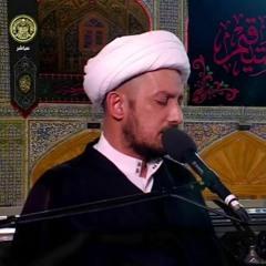 (دعاء كميل + دعاء الافتتاح) ليلة 10 شهر رمضان 1442 هـ - الشيخ شبر معلة