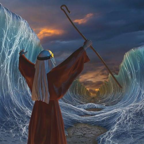 Miracles Bibliques - 1 - La mer comme un passage (Marc Pernot)