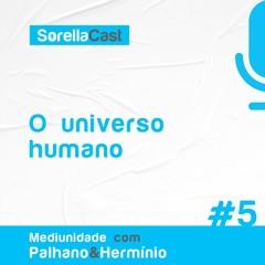 O Universo Humano - Mediunidade Com Palhano E Hermínio#5
