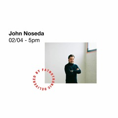 Tea With Me And Friends invites John Noseda