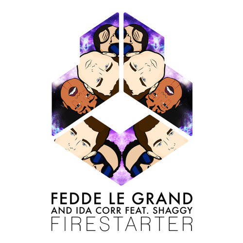 Fedde Le Grand and Ida Corr feat. Shaggy - Firestarter