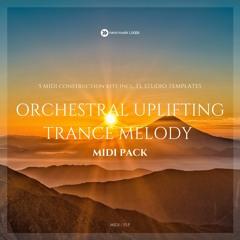 Orchestral Uplifting Trance Melody Demo