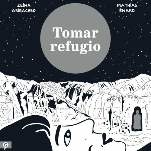 """Día Mundial de los Refugiados: Presentación de """"Tomar refugio"""", de Zeina Abirached y Mathias Énard"""