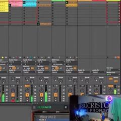 2021-07-16 Exodus 10-20 with Live Electronic Music - Practicing - Aleluya