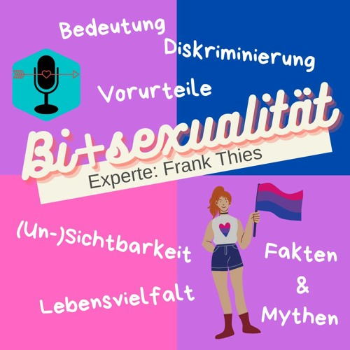 Folge #11: Wie ist es bi+sexuell zu sein (mit Frank Thies)