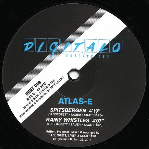 Skatebård/Lauer/DJSotofett present Atlas-E - Spitsbergen