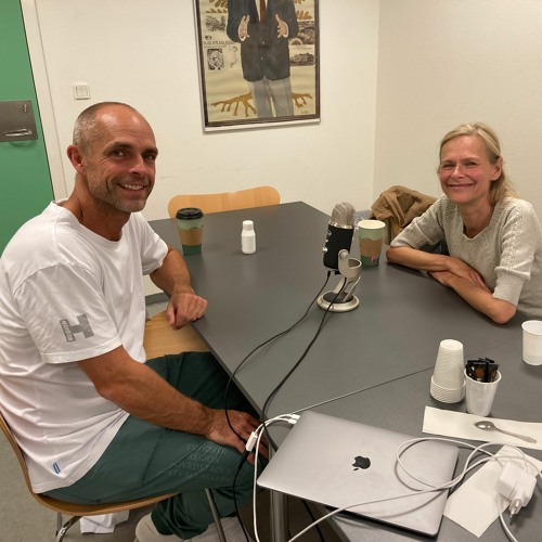 Interview med kræftlæge Mikkel Rosendahl