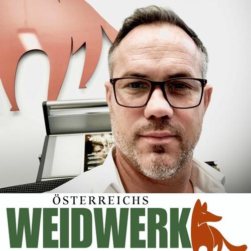 #71/1 o3/21 Chefredakteur WEIDWERK & St. Hubertus MARTIN GRASBERGER